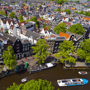 Amsterdam is the largest city and the capital of the Netherlands
