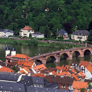 Heidelberg's Old Bridge