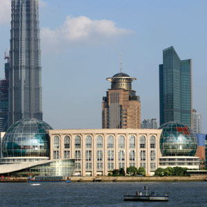 The fabulous cosmopolitan city of Shanghai