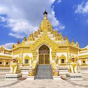 Swe Taw Myat in Yangon, Myanmar