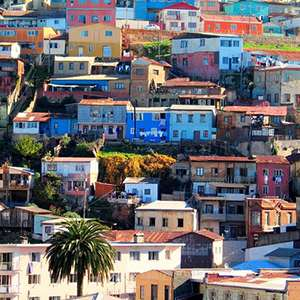 Valparaiso and Vina Del Mar