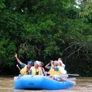 Peñas Blancas Safari Paddle Trip