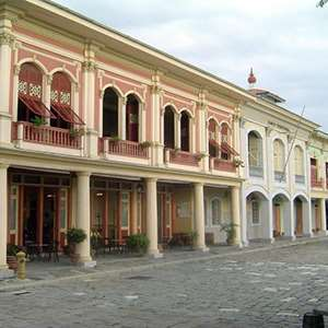 City Tour of Guayaquil and Historical Park