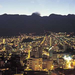 Panoramic Quito by Night with Dinner (Private Excursion Only)