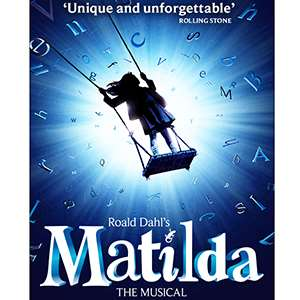Dinner & Theatre - Matilda