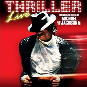 Dinner and Theatre - Thriller Live!