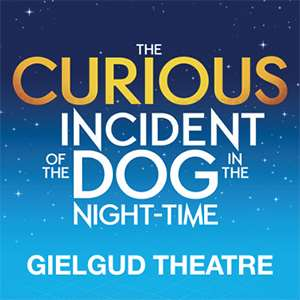 Dinner & Theatre - The Curious Incident of the Dog in the Night-Time