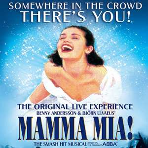 Dinner and Theatre - Mamma Mia