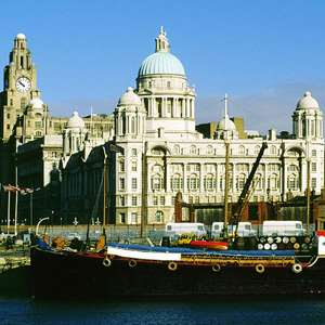 Liverpool Evening City Tour