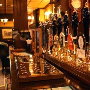 Tramore Pub Evening