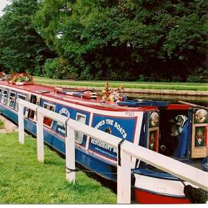 Llangollen Canal Barge Ride