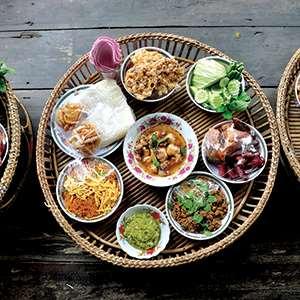 Traditional Khantoke Dinner & Show