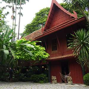 Jim Thompson's House & Legacy