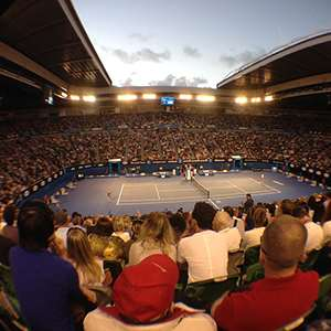 Sports Lovers Tour with Rod Laver Arena