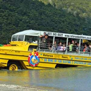 Rotorua Duck Tour