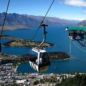 Skyline Gondola & Two Luge Rides