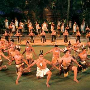 Polynesian Cultural Center Buffet and Show