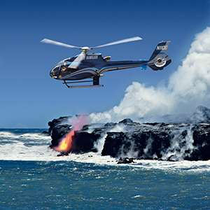 Big Island Spectacular Helicopter Excursion