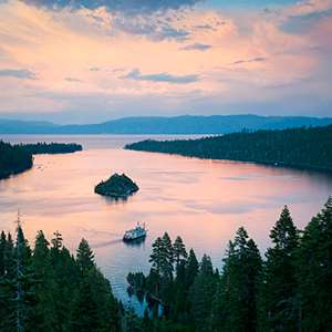 Lake Tahoe Emerald Bay Sightseeing Cruise
