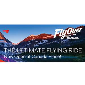 FlyOver Canada - General Admission Ticket