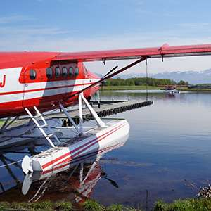 Anchorage Float Plane Flightseeing