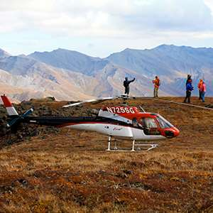 Heli-Hiking Adventure