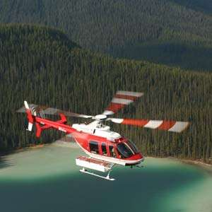 Royal Canadian Helicopter Tour