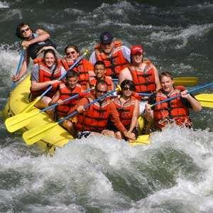 Shoshone River Raft Trip