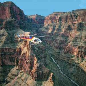 Grand Canyon Helicopter Flightseeing - North Canyon Tour