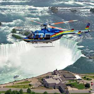 Niagara Helicopter Sightseeing