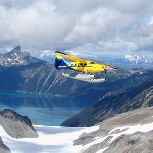 Spectacular Glacier Seaplane Tour