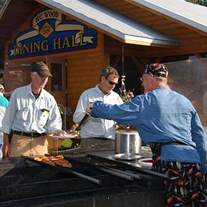 Fairbanks Salmon Bake
