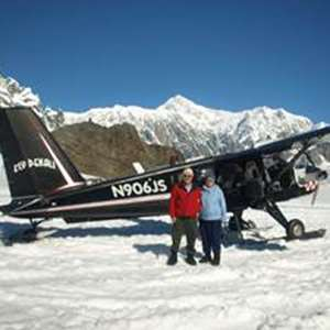 Fixed Wing Flightseeing In Denali