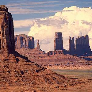 Monument Valley 90-Minute Flight