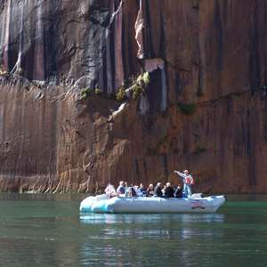 Glen Canyon Raft Trip with lunch