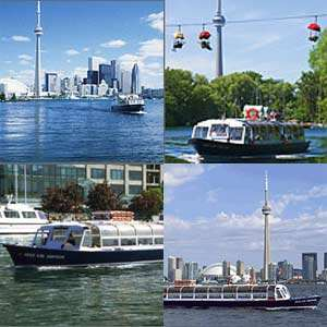 Toronto Harbor Tour