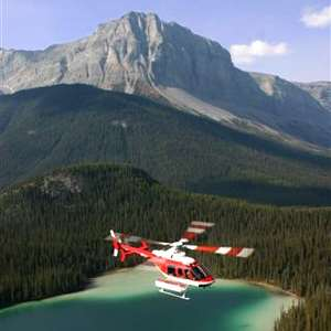 Three Sisters Peaks Tour - 12 Minute Helicopter Tour