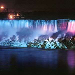 Illuminate the Falls and Dinner