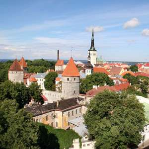 Tallin, Jewel of Estonia