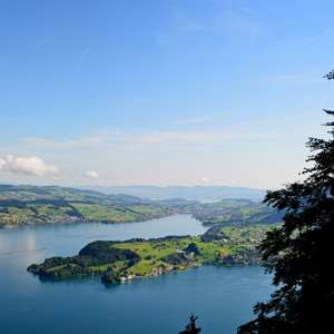 One Hour Cruise On Lake Lucerne