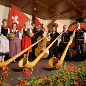 Swiss Folklore Party and Dinner