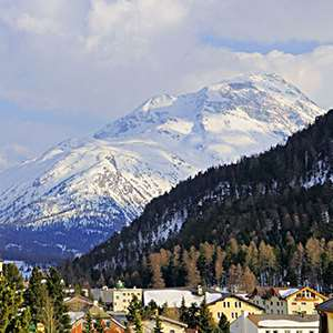 Pontresina and The Roseg Valley