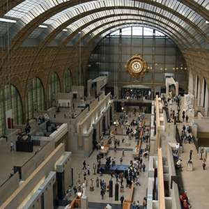 Excursion to The Orsay Museum