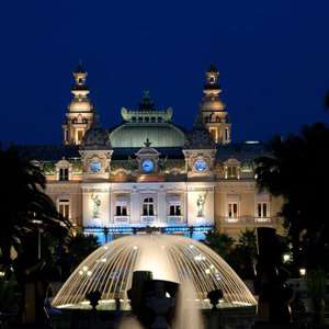 Unforgettable Montecarlo By Night and Dinner