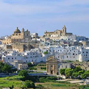 Excursion to Ostuni