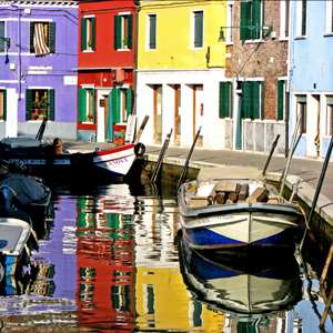 Lagoon Cruise and Meal in Burano