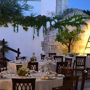 Apulian Dinner with Folklore in a Traditional Masseria