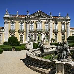 Excursion to Sintra & Queluz