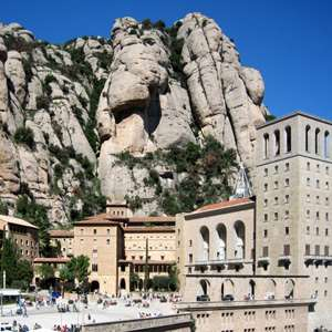 Excursion to Montserrat