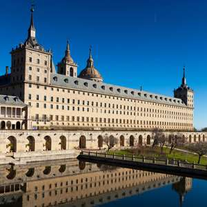 El Escorial and Valley of The Fallen